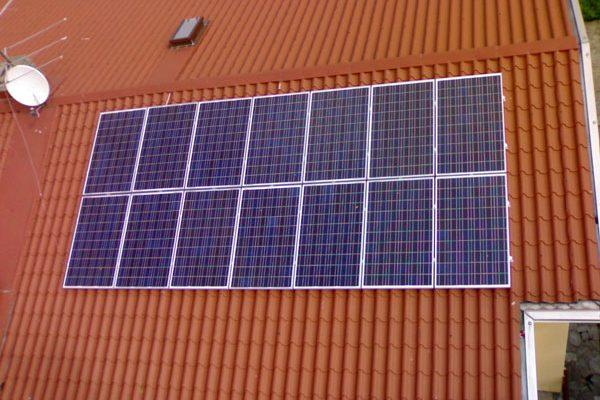 impianto fotovoltaico per ville
